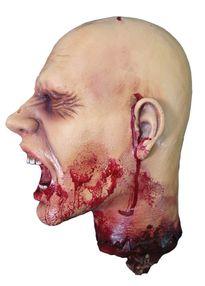 Бутафория Кричащая голова-3