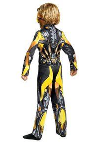 Классический костюм Бамблби детский-2
