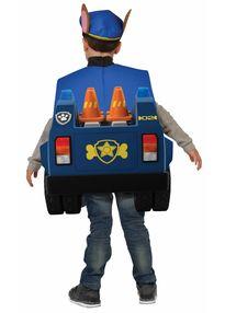 Детский делюкс костюм Чейза из фильма Щенячий патруль-2