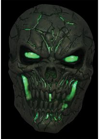 Светящаяся маска Череп -2