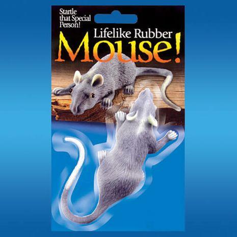 Бутафорская мышь 9 см