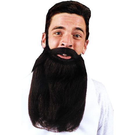 Борода 35 см