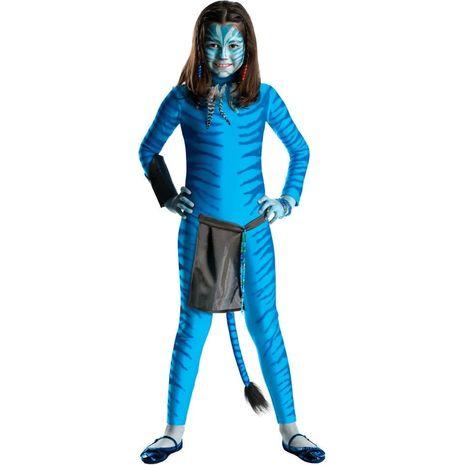 Карнавальный детский костюм Аватар