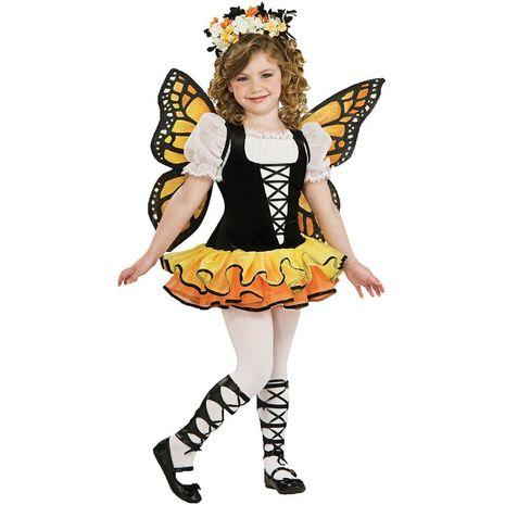 Карнавальный костюм бабочки королевский