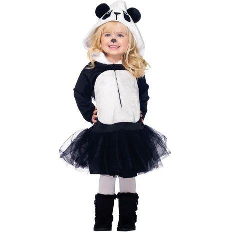 Карнавальный костюм изысканной панды