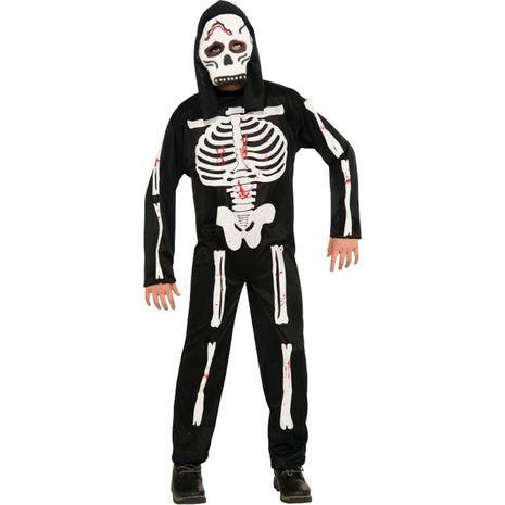 Карнавальный костюм маленького Скелет