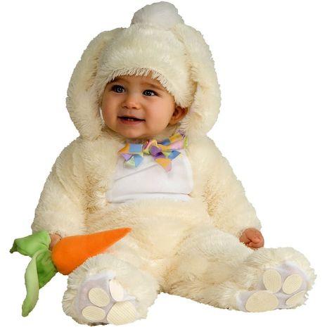 Карнавальный костюм ванильного кролика