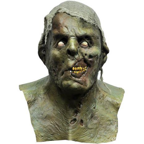 Латексная маска зомби с марлей