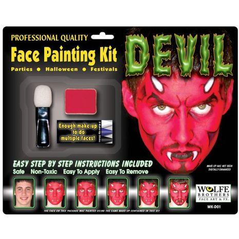 Набор грима Дьявол