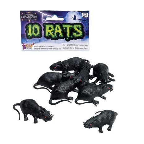 Набор мышей 10 шт.