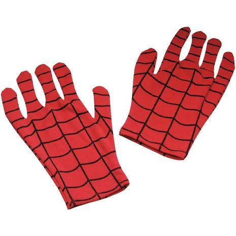 Перчатки спайдермэна взрослые