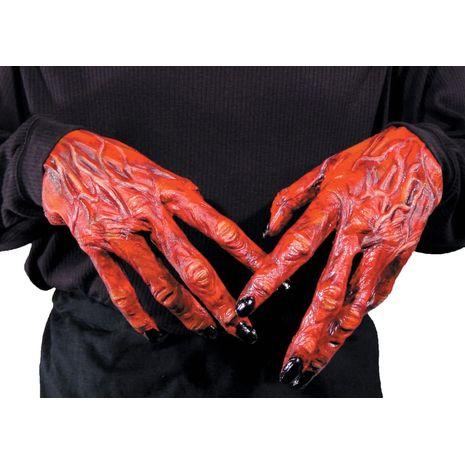 Руки дьявола из латекса