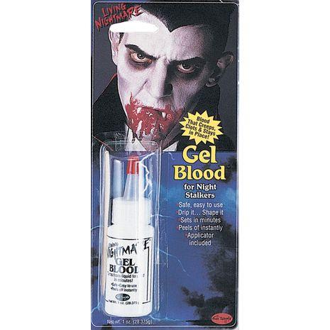 Гель-кровь 30 мл.