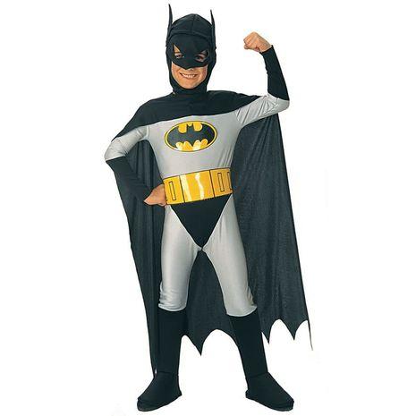 Карнавальный костюм маленького Бэтмэна