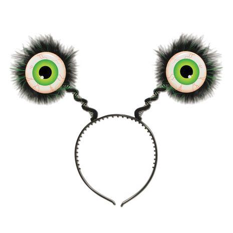 Обруч Глаза зелёные