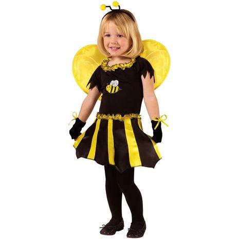 Карнавальный костюм пчёлки-лапушки