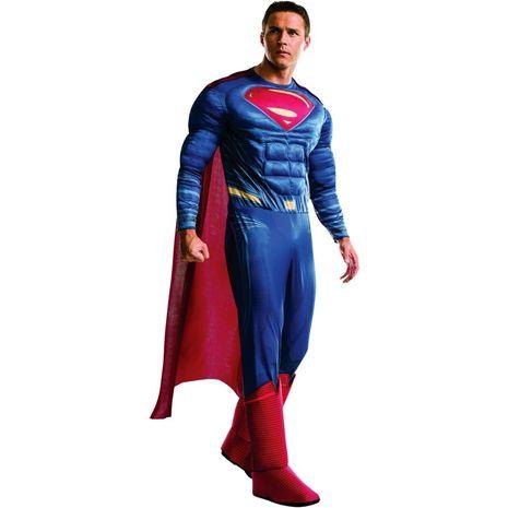 Престижный костюм Супермена взрослый